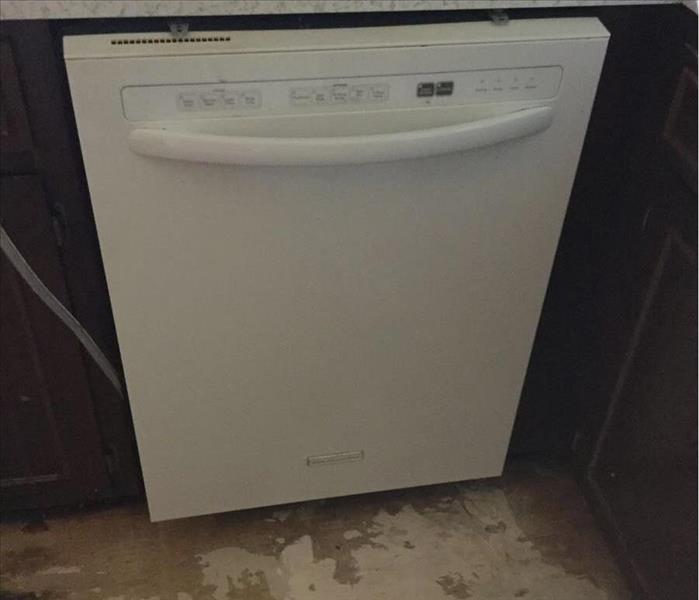 Water Damage Appliance Leaks
